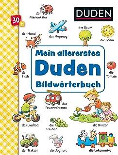 Duden 30+: Mein allererstes Duden-Bildwörterbuch: ab 30 Monaten: 2