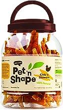 Pet 'n Shape Chik 'n Skewers – Chicken Wrapped Rawhide Dog Chew
