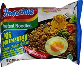 Indomie Mie Goreng Bbq Chicken, 3 Ounce (Pack of 30)