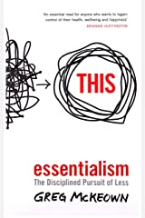 Essentialism - Greg Mckeown [KSIÄĹťKA] Paperback