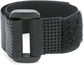 """Hook and Loop Straps, Reusable Cinch Straps 1"""" x 12"""" Pack of 10"""