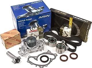 Evergreen TBK257MHWPA Fits 95-04 Lexus Toyota Avalon Solara 3.0 DOHC 1MZFE Timing Belt Kit AISIN Water Pump