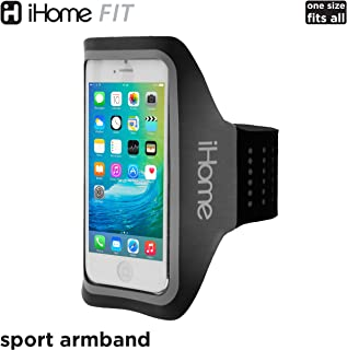 iHome Armband Case for iPhone 6/6s - Black