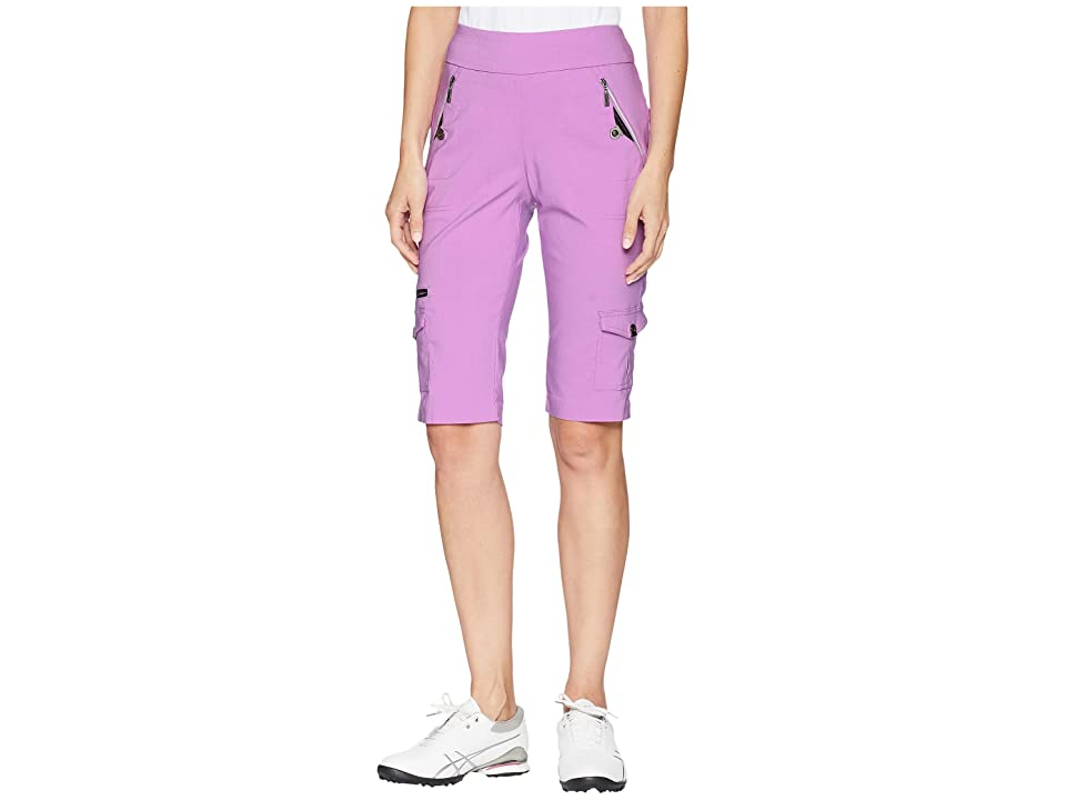 """Jamie Sadock Womens New Skinnylicious 24.5"""" Knee Capris 18 14"""