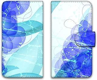 WHITENUTS Xperia 5 J9210 ケース 手帳型 UVプリント手帳 パターンA (wn-659) スマホケース エクスペリア ファイブ 手帳 カバー 全機種対応 WN-PR3835387_LL