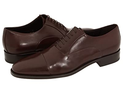 Bruno Magli Maioco (Dark Brown Nappa) Men