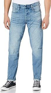 G-STAR RAW Men's Scutar 3D Slim Tapered Jeans
