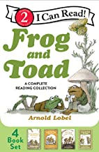 Frog and Toad: A Complete Reading Collection: Frog and Toad Are Friends, Frog and Toad Together, Days with Frog and Toad, ...