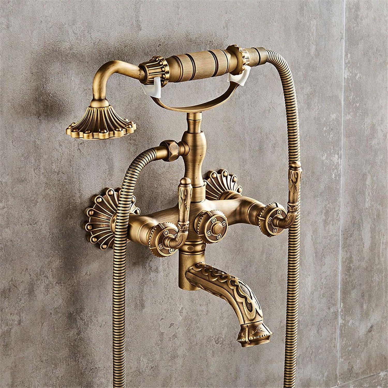 MEIBATH Waschtischarmatur Badezimmer Waschbecken Wasserhahn Küchenarmaturen Antike Badewanne Retro in die Wand Dusche Gert festlegen Küchen Wasserhahn Badarmatur