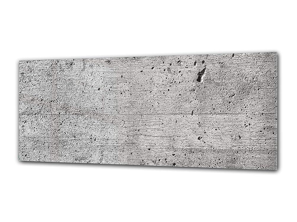 追放構造逃れるモダンなガラス絵 125x50cm (49.21インチ x 19.69インチ) - 125x50 glass painting 10