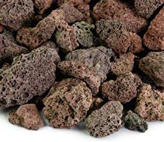 Best tumbled lava rock for fire pits Reviews