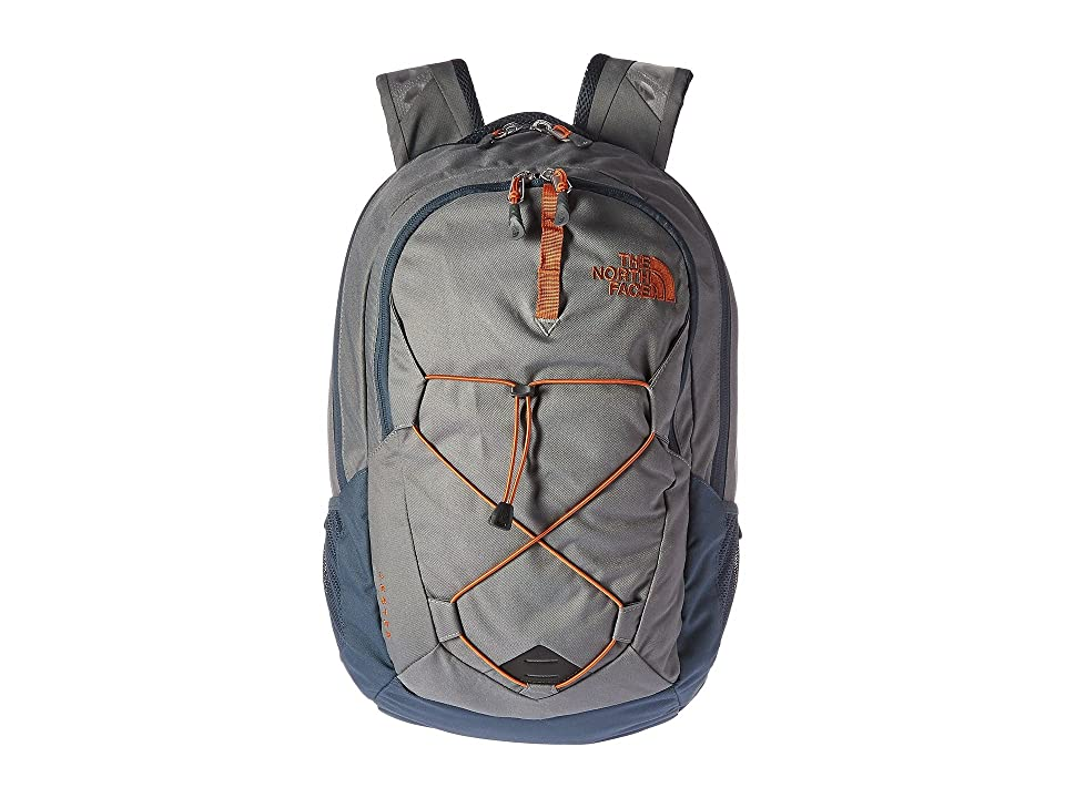The North Face Jester (Sedona Sage Grey/Conquer Blue) Backpack Bags
