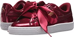 Puma Kids - Basket Heart Glam (Big Kid)
