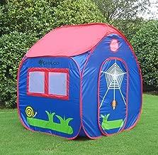 GreEco Kids Pop Up Tent, Play House Tent, 4 X 3.45 X 3.45 Feet, Blue