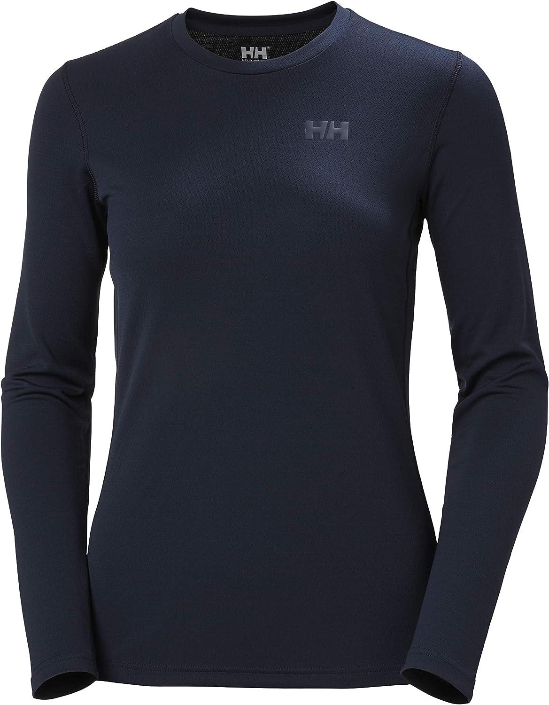 Helly-Hansen Womens HH LIFA 2021 depot Active Sleeve Long Solen Shirt
