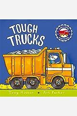 Tough Trucks (Amazing Machines) Paperback