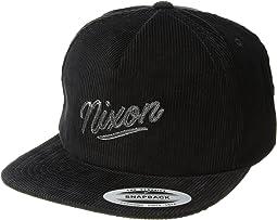 Nixon - Bogey Snapback Hat