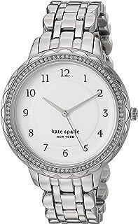 Kate Spade New York Women's Morningside Stainless Steel Scallop Topring Quartz Watch