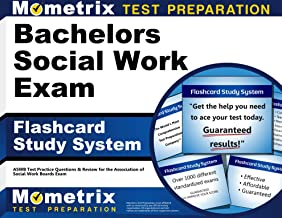 Bachelors Social Work Exam Flashcard Study System: ASWB Test Practice Questions & Review for the Association of Social Work Boards Exam (Cards)