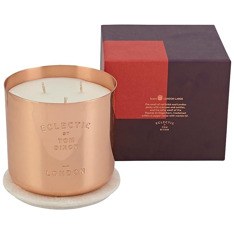 意味チラチラする中トム?ディクソン、ロンドン大の香りのキャンドル x6 - Tom Dixon London Scented Candle Large (Pack of 6) [並行輸入品]