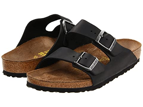 0239f78c9bd Birkenstock Arizona - Oiled Leather (Unisex) at Zappos.com