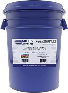 Stratus ISO 68 Anti Wear Hydraulic Fluid 5 Gallon Pail
