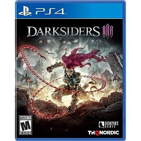 PlayStation 3; PlayStation 2; PlayStation THQ Nordic Darksiders Genesis Collectible Steelbook