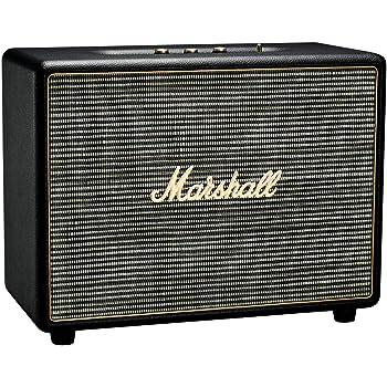 Marshall Woburn Bluetooth Speaker, Black (4090963) (04090963)