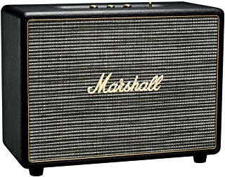 Marshall馬歇爾 Woburn藍牙音箱(藍牙4.0 aptX,RCA,光學輸入)黑色