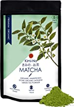 Kimino Japanese Organic Matcha Green Tea Powder, 50g