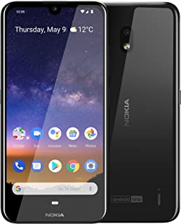 Nokia 2.2 Android One Smartphone (Official Australian Version) 2019 4G Unlocked Mobile Phone with Adaptive Battery, HD+ Screen and 13MP Camera, 16GB