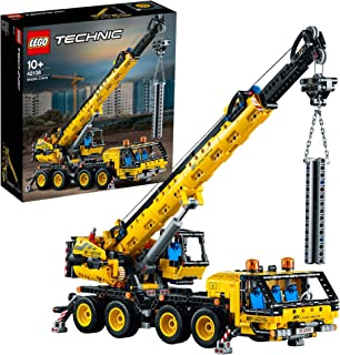 LEGO Technic Mobile Crane for age 10+ years old 42108