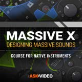 Massive Sounds Course For Massive X by Ask.Video