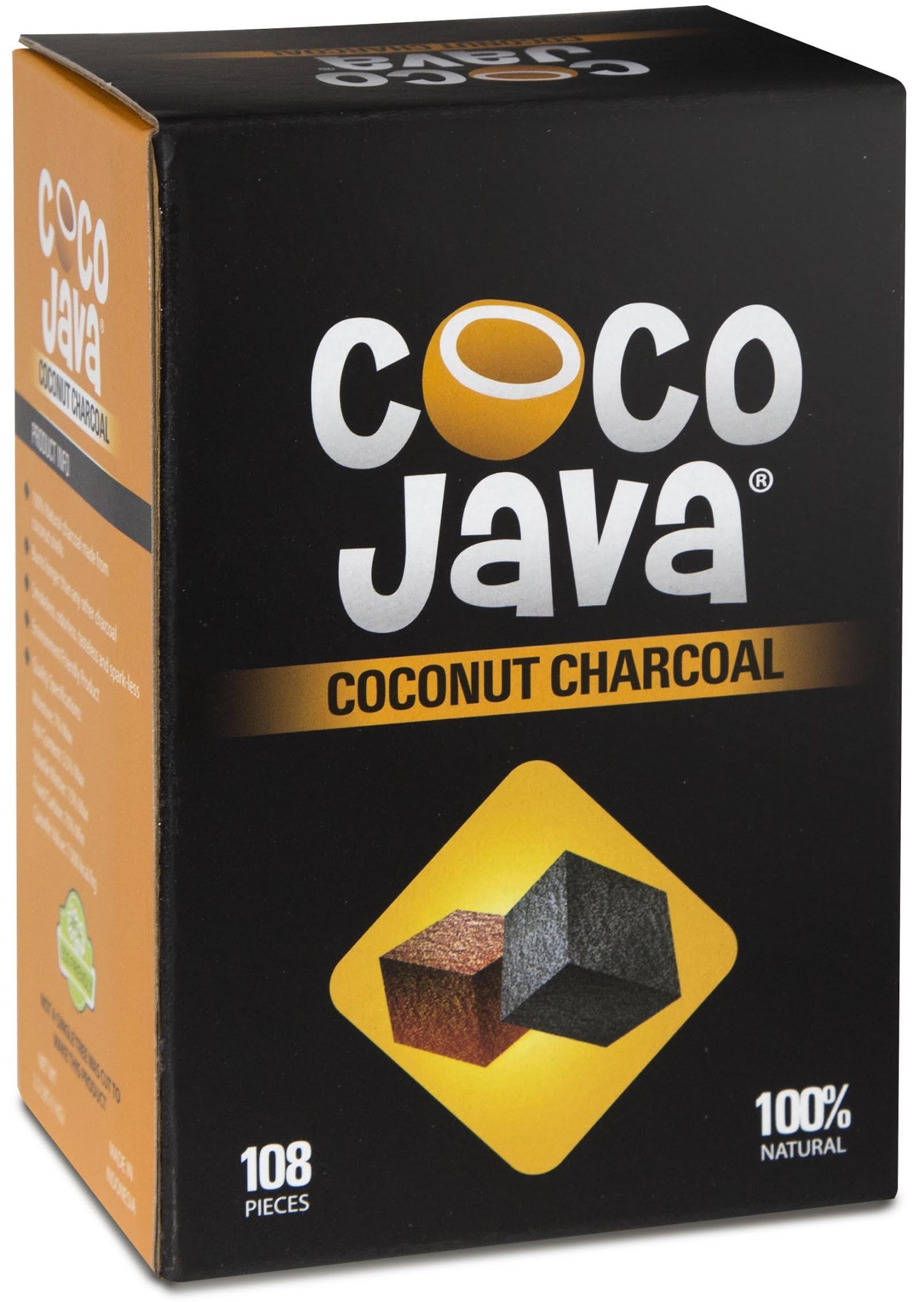 Coco Java Natural Coconut Charcoal
