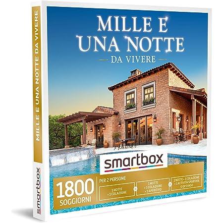 Smartbox Incantevole Evasione 1 Notte Con Colazione 2 Persone Cofanetto Regalo Amazon It Sport E Tempo Libero
