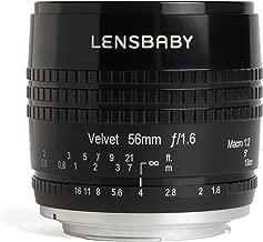 Lensbaby LB-V56BN Velvet 56