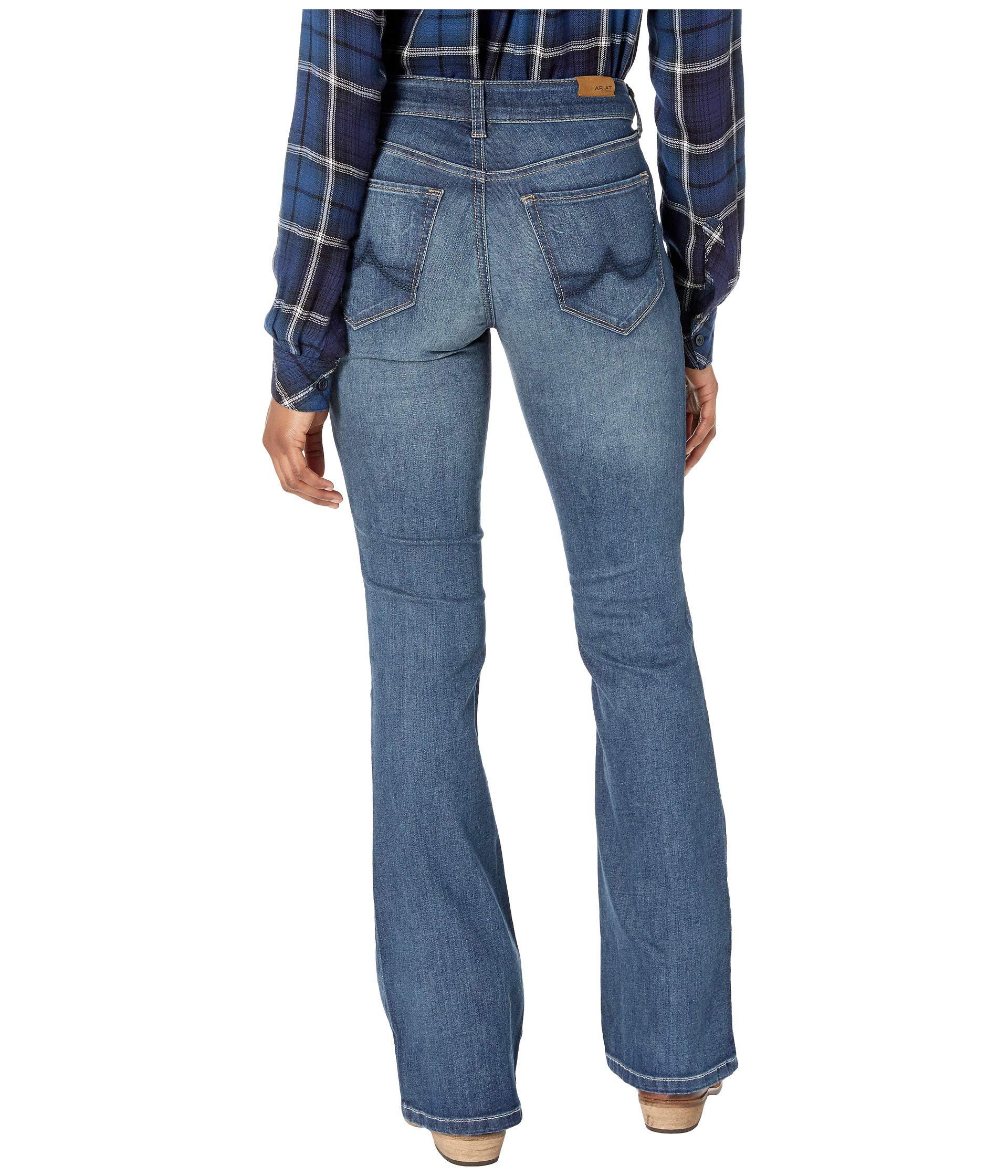 Ultra Jeans Stretch Bootcut Evening Ariat fdTqxf