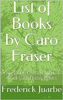 Best caro fraser caper court series Reviews