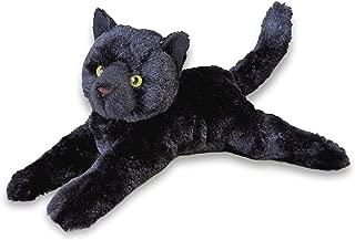 Douglas Cuddle Toys Plush Tug Black Cat Soft and Cuddly (14