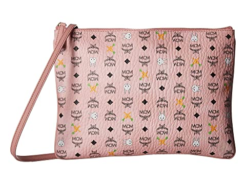MCM Rabbit Pouch Medium