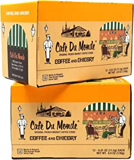 Cafe du Monde Coffee and Chicory 24 Single Serve Cups