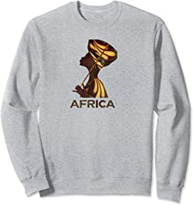 Africa Sweatshirt for Women