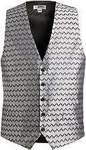 Best silver brocade vest Reviews