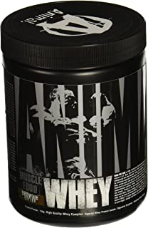 Universal Nutrition Animal Whey Isolate Loaded Whey Protein Powder Supplement, Brownie Batter