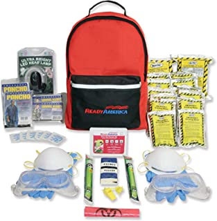 Ready America 70289 Emergency Grab 'N Go Fire/Blackout Kit