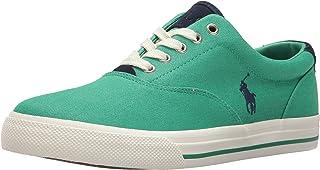 Polo Ralph Lauren Men's Vaughn-Colored Denim Sneaker