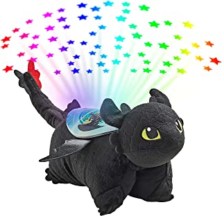 Pillow Pets Nbcuniversal How to Train Your Dragon Toothless Sleeptime Lite 11