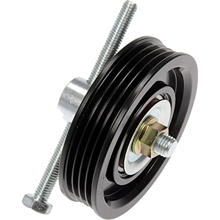 Drive Belt Tensioner Pulley Compatible With Nissan 1999 2000 2001 2002 2003 2004 Frontier