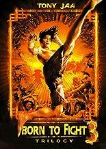 Tony Jaa: Born to Fight Trilogy Set