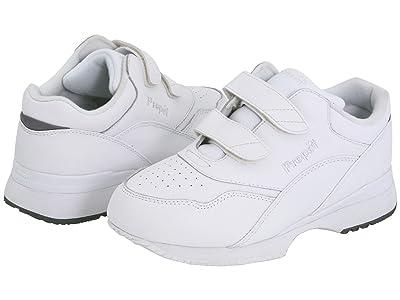 Propet Tour Walker Medicare/HCPCS Code = A5500 Diabetic Shoe (White) Women